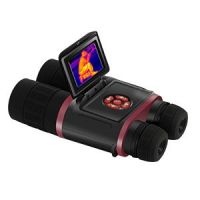 RNO BC50+pro -640X480专业智能高分辨率双筒望远镜式红外热成像仪夜视仪WIFI/GPS定位高清可拍照录像/一体式显示屏/带电子罗盘