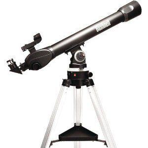 美国博士能BUSHNELL 天文望远镜789971 800x70 天文地景两用 折射式天文望远镜