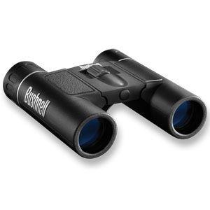 美国博士能Bushnell 观景系列 袖珍便携 132516 双筒望远镜 观景10X25