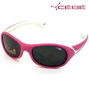 法国Cebe太阳镜 儿童太阳镜 Flipper系列 CBFLIP2 玫红&白色款  3-6岁