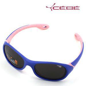 法国Cebe太阳镜 儿童太阳镜 Flipper系列 CBFLIP12 粉色&蓝色款 3-6岁